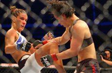 Кристина Станчу и Кортни Кейси сойдутся в рамках UFC Fight Night 91