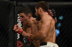 Бой Майрбек Тайсумов vs. Ник Ленц добавлен в файткард UFC 203