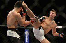 UFC Fight Night 89 файткард: полный список боёв шоу от 18.06.2016
