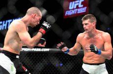 UFC Fight Night 89 посетили 10 490 зрителей