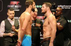 UFC 199: время начала и результаты шоу в Лос-Анджелесе от 4.06.2016