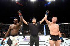 Шоу UFC 199 посетили 15 587 зрителей
