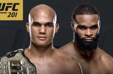 UFC 201 участники: все бойцы шоу от 30.07.2016