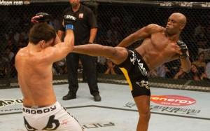 Андерсон Силва: бывший чемпион средней весовой категории UFC