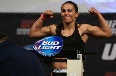 Джоан Калдервуд и Джессика Андраде сойдутся в рамках шоу UFC 203