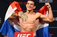 Цезарь Арзамендия vs. Дамиан Браун 30.07.2016: прогноз на бой UFC 201