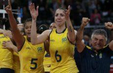 Волейбол США — Бразилия онлайн 10 июля 2016: смотреть прямую видео трансляцию Финала Гран-при сегодня