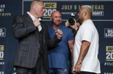 Бой Марк Хант — Брок Леснар 9.07.2016: смотреть онлайн видео трансляцию UFC 200 сегодня