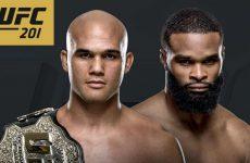 UFC 201: файткард турнира собран из 12 схваток