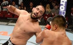 Бой Мераб Двалишвили vs. Фрэнки Саенс — часть карда UFC Fight Night 123