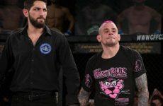 Шон Сантелла сообщил о снятии с боя против Уилсона Рейса на UFC 201
