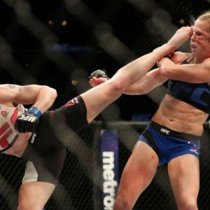 Победители UFC on FOX 20: Валентина Шевченко