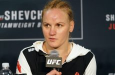 Валентина Шевченко: чувствую себя сильнее, чем перед UFC 213