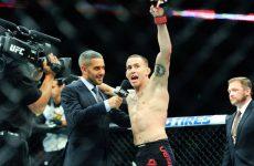 Нинг Гуанг Йоу vs. Марлон Вера — новый бой для UFC 202