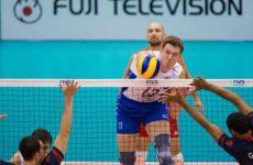 Россия — США волейбол мужчины 3.07.2016: смотреть онлайн видео трансляцию Мировой Лиги сегодня
