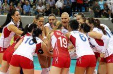 Волейбол Россия — США онлайн 9 июля 2016: смотреть видео повтор, запись мирового Гран-при сегодня