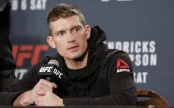 Томпсон: готовлюсь к бою с Вудли на UFC 205