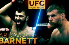 Андрей Орловский — Джош Барнетт 3.09.2016: прогноз на бой UFC FIGHT NIGHT 93
