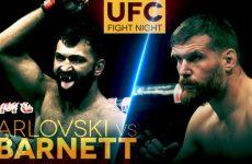 Андрей Орловский — Джош Барнетт 3.09.2016: прогноз на бой UFC FIGHT NIGHT 93
