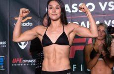 Алекса Грассо проведёт дебютный бой в UFC против Хизер Джо Кларк