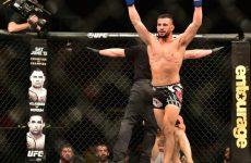 Мирсад Бектич vs. Арнольд Аллен — новый бой для UFC 204
