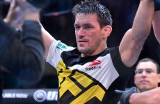 UFC on FOX 21 файткард: полный список боёв шоу от 27 августа 2016