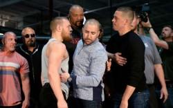 Конор МакГрегор — Нэйт Диаз 20.08.2016: прогноз на бой UFC 202