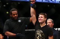 Джейсон Гонсалес заменит Эрика Коха в бою с Дрю Добером на UFC 203