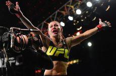 СМИ: Кристиана Жустино и Ренан Барао проведут бои в рамках UFC Fight Night 95