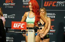 Ранда Маркос встретится с Кортни Кейси в рамках UFC 202
