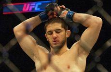 Ислам Махачев нацелен пробиться в первую десятку рейтинга легковесов UFC