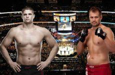 Михаил Мохнаткин и Фабио Мальдонадо встретятся 1 октября под флагом FIGHT NIGHTS