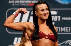 Вероника Маседо — Эшли Эванс-Смит 3.09.2016: прогноз на бой UFC Fight Night 93