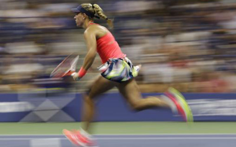 US Open финал женщины: смотреть онлайн видео трансляцию Анжелика Кербер — Каролина Плишкова сегодня, 10.09.2016