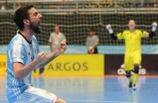 Футзал Аргентина — Португалия: прямой эфир бесплатно, смотреть онлайн сегодня, 29.09.2016