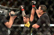 Победители и проигравшие UFC Fight Night 95