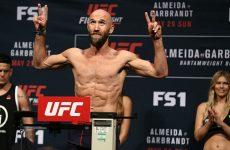 Джош Буркман — Зак Оттов 1.10.2016: прогноз на бой UFC Fight Night 96