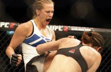 СМИ: Лиз Кармуш и Кэтлин Чукагян встретятся на UFC 205