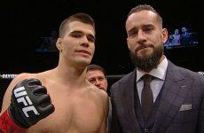СМ Панк — Микки Галл 10.09.2016: прогноз на бой UFC 203