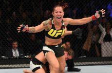 Кристиана Жустино — Лина Лансберг 24.09.2016: прогноз на бой UFC Fight Night 95