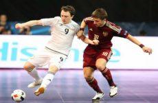 Чемпионат Мира по мини-футболу 2016: расписание матчей сборной России, состав групп