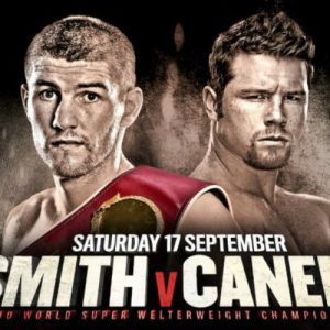 Расписание бокса: все бои с 12 по 18 сентября 2016 года