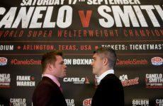 Канело Альварес vs. Смит бокс: смотреть онлайн прямая трансляция сегодня, 17 сентября 2016