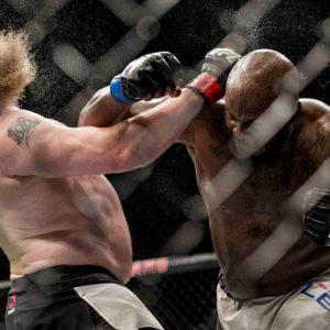Марчин Тыбура и Деррик Льюис — сохедлайнеры UFC Fight Night 97