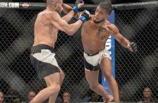 Серхио Петтис снялся с UFC Fight Night 96