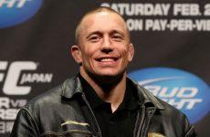 Джордж Сент-Пьер: в настоящий момент ведём переговоры с UFC по новому контракту