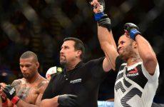 UFC Fight Night 95 бонусы: Силва, Люке, Спайсли и Чагас заработали по $50 тыс.