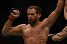Майрбек Тайсумов снялся с карда UFC 203