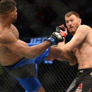 UFC 203: сколько заработали участники шоу?