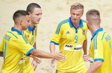 Украина — Чехия пляжный футбол 10.09.2016: смотреть онлайн видео трансляцию сегодня